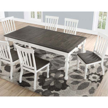 Picture of JOANNA 6PC DINING TABLE SET - JA500
