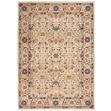 Picture of CHARM RUG IVORY 5X7