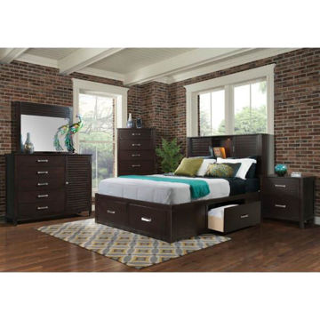 Picture of AIDEN KING BED - DL300