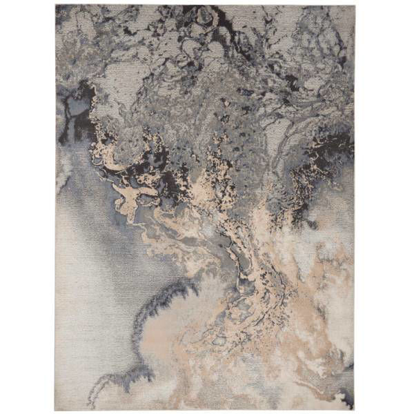 Picture of MAXWELL RUG GREY 9X12