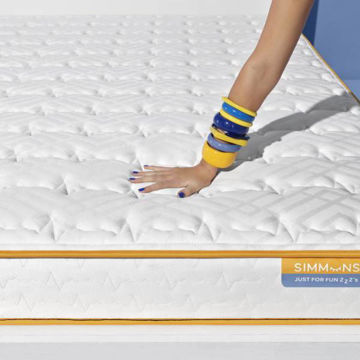 Picture of SLUMBERZZZ FIRM FULL MATTRESS