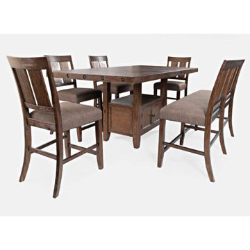 Picture of WRIGHT COUNTER HEIGHT DINING SET - 1966