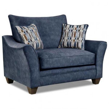Picture of ATHENA NAVY CHAIR - 3850