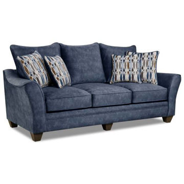 Picture of ATHENA NAVY SOFA - 3850