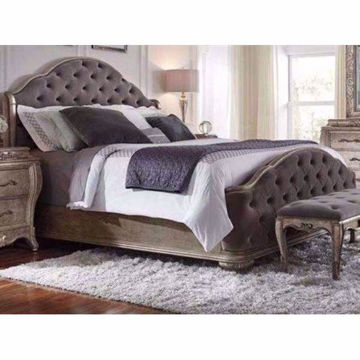Picture of BRIANNA KING BED - 7881