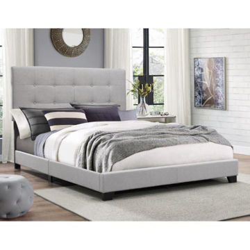 Picture of FLORENCE GREY FULL BED - 5270