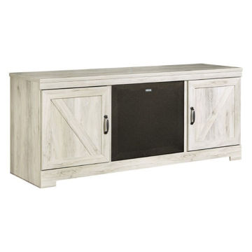 Picture of ABBEY PARK LG TV STAND W/FIREPLACE OPTION - W331