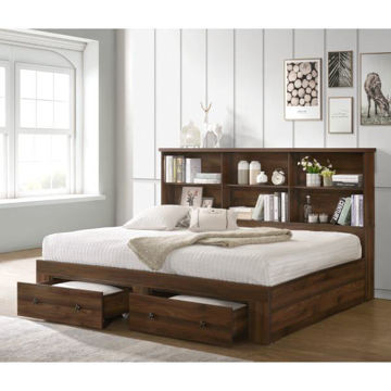 Picture of MILLIE FULL LOUNGER BED - B9250