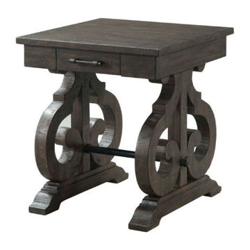 Picture of MORRISON SQUARE END TABLE - TST100