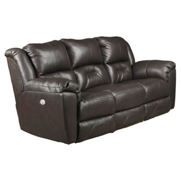 Picture of LATITUDE FOSSIL LEATHER RECLINING LIVING ROOM - 751