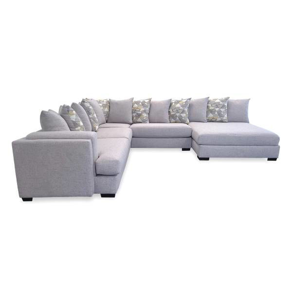 Picture of SINCERE AUSTERE SECTIONAL - BM880