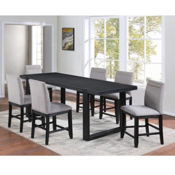 Picture of YVES 7PC COUNTER HEIGHT SET