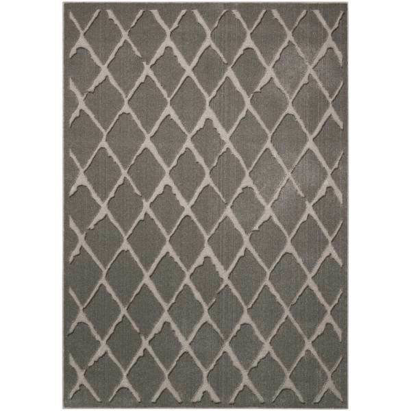 Picture of GLIMMER RUG GREY 9X12