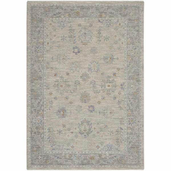 Picture of LIGHT GREY 5X7 EVERLY RUG