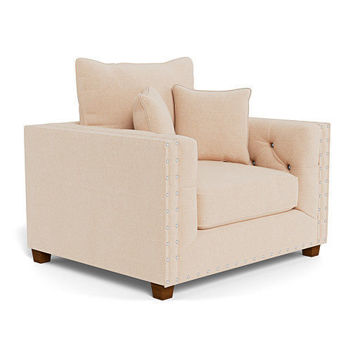 Picture of ARIEL CREAM CHAIR - 429