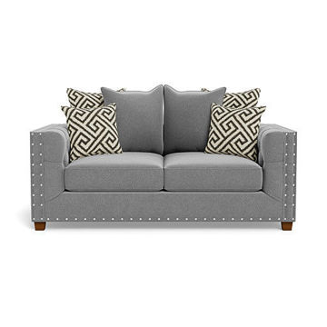 Picture of ARIEL MILKY WAY SILVER LOVESEAT - 429