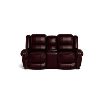 Picture of BEDFORD MANUAL RECLINING LOVESEAT - 9289