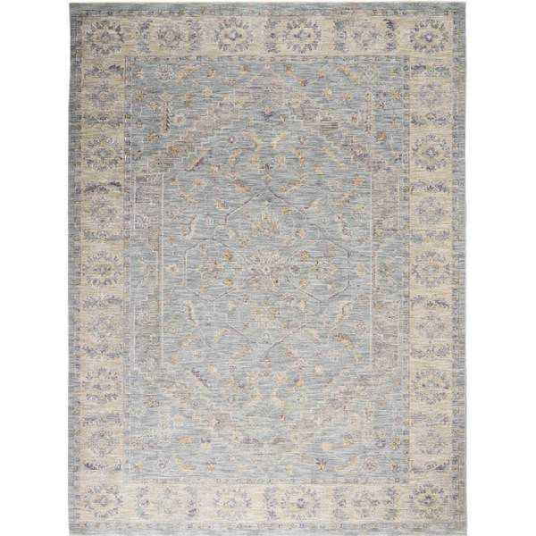 Picture of EVERLY RUG BLUE 9X12