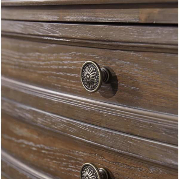 Picture of CHATEAU FIVE DRAWER CHEST - B803