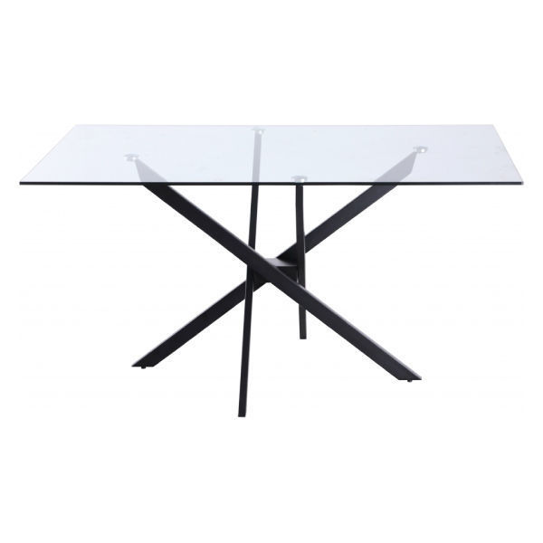 Picture of XAVIER BLACK DINING TABLE
