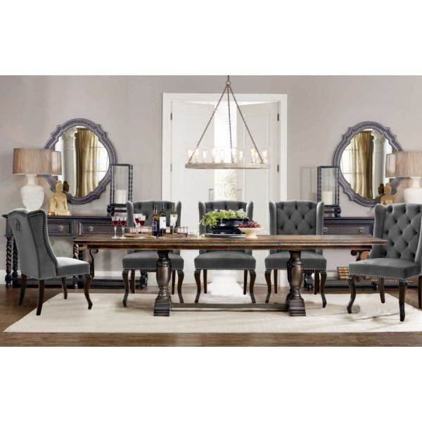 Picture of SURI GREY DINING CHAIR