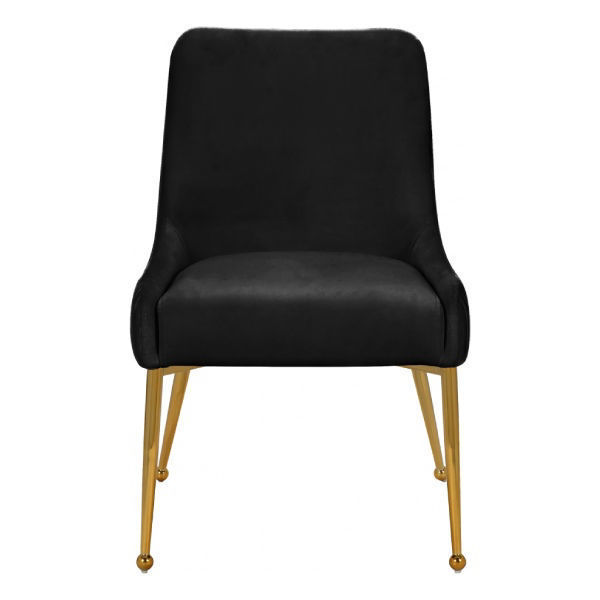 Picture of ACE BLACK DINING CHAIR