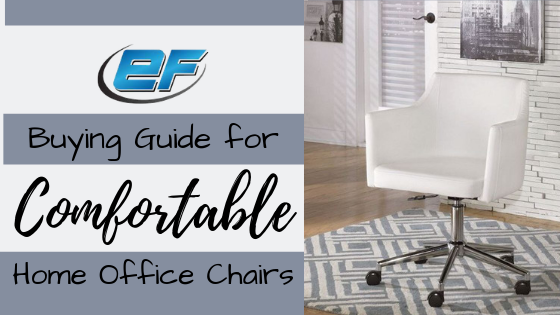 Buying Guide for Comfortable Home Office Chairs